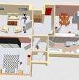 foto 4 - Como appartamento con locale uso sottotetto a Como in Vendita