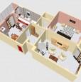 foto 1 - Como appartamento con locale uso sottotetto a Como in Vendita