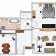 foto 0 - Como appartamento con locale uso sottotetto a Como in Vendita