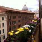 Annuncio vendita Attico San Pietro Vaticano vista cupola
