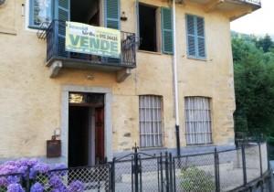 Annuncio vendita Camandona casa di paese con vista panoramica