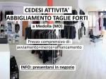 Annuncio vendita Medolla cedesi attività avviata