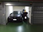 Annuncio affitto Napoli box auto con serranda