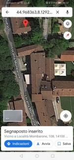 Annuncio vendita Asti in località Mombarone casa