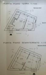 Annuncio vendita Monteflavio appartamento piano terra rialzato