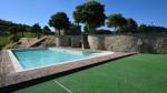 Annuncio vendita In Umbria a Gubbio casale con piscina
