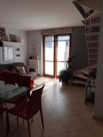 Annuncio vendita Piossasco appartamento con mansarda