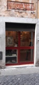 Annuncio affitto Roma negozio ex galleria d'arte