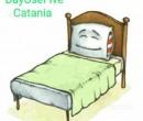 Annuncio affitto Catania monolocale arredato e attrezzato