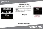 Annuncio vendita Barletta bilocale zona Settefrati