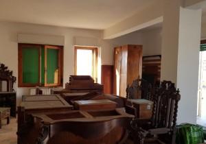 Annuncio vendita Sassari luminoso attico da ristrutturare