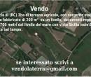 Annuncio vendita terreno agricolo a San Pietro di Caridà