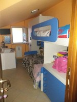 Annuncio vendita appartamento mansardato zona Bellante