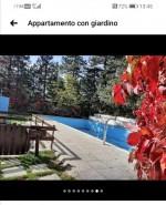 Annuncio vendita Ovindoli in residence appartamento con giardino