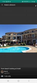 Annuncio vendita Golfo Aranci multiproprietà in residence