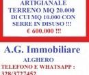 Annuncio vendita Alghero Agro terreno in zona artigianale